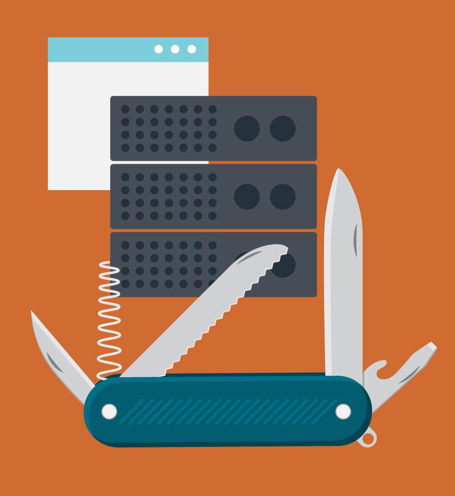 Server Health Monitoring, Austin Tovey IT